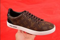 erkek tasarımcı tekne ayakkabıları toptan satış-Sıcak Satış En Kaliteli Gerçek Deri erkek Loafer'lar Tasarımcı Düz Yumuşak Deri Ayakkabı Erkekler Rahat Ayakkabılar Tasarımcı Breatha Tekne Ayakkabı
