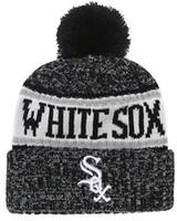 Sconti Beanie White Sox Sideline Cold Weather Graphite ufficiale Revers  Sport Knit Hat Tutti i team inverno caldo lana lavorata a maglia Skull Cap 975b98572471