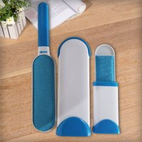 Wholesale Wholesale Grooming Bag - Newest Pet Self Groomer Grooming Tool Hair Removal Brush Comb for Dogs Cats Hair Shedding Trimming Cat Massage Cleaning Brush OPP Bag Sale
