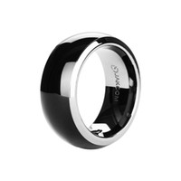 Wholesale mobile phone technologies - R3 Smart Ring Magic Finger Wear R3F Timer2(MJ02) Rings New technology for Android Windows NFC Mobile Phone Accessories