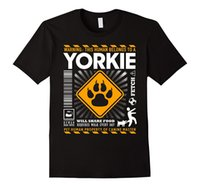 Wholesale Pet Sleeves - Yorkie Yorkshire Terrier Pet Human Funny T-Shirt