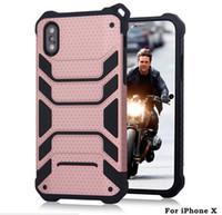 caso do projeto iphone5 venda por atacado-Novo design phone case para iphonex 7 plus 6 6 plus 8 8 plus iphone5 tpu pc celular protetora cobre