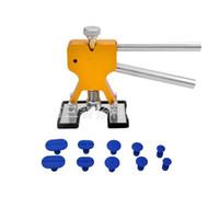 hardware-tools gesetzt großhandel-Auto-Reparatur-Handwerkzeuge praktische Hardware praktische Dent Lifter Puller Tabs Hagel Removal Tool Set Kostenloser Versand 48sz Ww