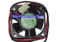 Wholesale 4cm fan for sale - Group buy SUNON KD1204PFB2 V W CM wire cooling fan KD1204PFB2
