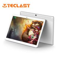 16gb laptop venda por atacado-Android tablet A10h laptop Teclast 2018 2 g RAM 16 GB ROM 10.1 polegadas comprimidos pc 1280 * 800 wifi gps TF cartão com câmera de 2MP kid / family