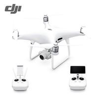 hubschrauber videokamera großhandel-DJI Phantom 4 Pro / Phantom 4 Pro plus Drohne mit 4K-Video-1080p-Kamera-RC-Hubschrauber-Original Kostenloser Versand