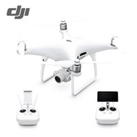ingrosso fotocamera phantom dji-DJI Phantom 4 pro / phantom 4 pro plus Drone con video 4K 1080p camera rc helicopter originale Spedizione gratuita