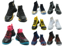 Wholesale fun fall - (With Box) 2018 High Quality More Fun More Rings 4 IV Basketball Shoes 4s Black White Championship Men Training Sports Sneakers 40-46