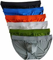 roupas íntimas venda por atacado-Venda quente Cuecas Mens G Cordas e Tangas Moda Masculina Super Sexy Underwear Gay dos homens Abertos Hip Tanga Dos Homens Underwear Cuecas