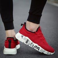 nefes alabilen dokuma ayakkabılar toptan satış-Bomlight Kamuflaj Erkek Ayakkabı Casual Nefes Erkek Ayakkabı Kalite Dokuma Açık Ayakkabı Sneakers Ayakkabı Erkekler Artı boyutu 39-46