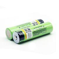 Wholesale li ion battery cell 3.7v - 2pcs liitokala for panasonic NCR18650B 18650 3400mah battery 18650 cells 3.7v li-ion rechargeable batteries for Electronics LED lights
