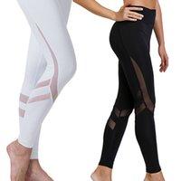 tozluk toptan satış-Beyaz Siyah Bayan Tayt Giyim Seksi Spor Legging Egzersiz Kadın Kadınlar Için Siyah Kadın Leggins Pantolon Leggins Pantolon
