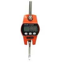 Wholesale industrial cranes for sale - Freeshipping WSFS Hot kg lb Mini Industrial Crane Digital Hanging Scale Crane Scale Hook Scale