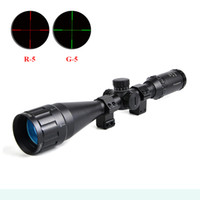 Wholesale illuminated letters - Carl Zeiss 4-16X50 White Letter Optics Rifle Scope Red And Green Illuminated Optic Sight Sniper Riflescopes Hunting Scope