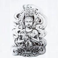 Vente En Gros Buddha Tattoo 2019 En Vrac A Partir De Meilleur Buddha