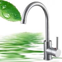 neue design armaturen groihandel-ABS neue kunststoff kaltes wasser Einfache art wasserhahn Torneira de cozinha modernes design küchenmischer