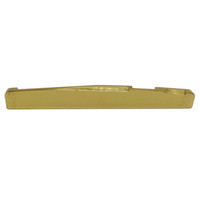 Wholesale saddle bridging online - Brass Gold Acoustic Guitar Bridge Saddle mm MUSIC