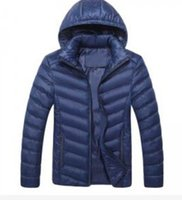 Wholesale mens winter jackets for sale - Mens Acitive Hooded Down Jackets North Mens Luxury Brand Designer Jackets Coats Face Winter Windbreaker Mens Outerwear Clothing With LOGO