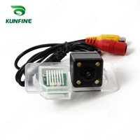 4 LED Car Rear View Camera Reverse Backup CCD for BMW X5 2007-2016 E70 F15