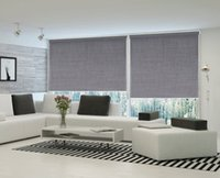 Wholesale roller flats for sale - Group buy New Year Anti UV Sunscreen Roller Blinds Heat Insulation Sunshading Window Blinds for outdoor for living room