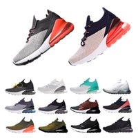 Wholesale fly top - 2018 Newest Fly 270 Knit Sneakers Mens Womens Running Shoes Outdoor Trainers 270 Designer Fashion Sport Shoes TOP Quality Double Boxed