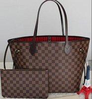 Wholesale Pu Leather Purses - 2018 Famous brand fashion women bags PU leather luxury handbags famous Designer brand bags purse shoulder tote Bag female Free shipping