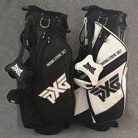 стенды для продажи оптовых- Bag Golf Clubs Bag 4 Holes travel complete set white or black color Stand Rack irons putter driver fairway