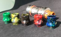 Wholesale China Wholesale Online - 810 resin drip tip 2018 new arrival vape accessories tfv8 tfv12 528 rda tank atomizer mouthpiece cheap items china online shopping