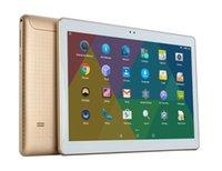 ingrosso sbloccare la tavoletta da pollici-2018 Nuovo Originale Tablet PC da 10 pollici Octa Core 4 GB RAM 64 GB ROM 1280X800 IPS Sblocco 3G WCDMA Android 7.0 GPS Pad 10 10,1 Regali