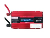 Wholesale Car inverter W DC v to AC v vehicle power supply switch on board charger car inverter