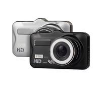grabadora de video super al por mayor-Superventas T665 3inch IPS Car DVR Super HD 1296P Video Recorder LDWS ADAS Visión nocturna Full HD 1080P Dash Camera 170 Degree autoregistrator