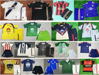 Wholesale City Los Angeles - Kids Soccer Jerseys America Club Los Angeles FC Galaxy Atlanta United Chivas Flamengo Monterrey Orlando City Custom Youth Football Shirt Kit