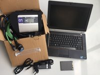usado ecu venda por atacado-Mais novo 2019.05 Estrela C4 Soft-ware SSD + MB ESTRELA C4 SD CONECTA Ferramenta de Diagnóstico com i5 E6320 Laptop pronto para uso