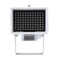 kamera için kızılötesi aydınlatıcı toptan satış-DC 12 V 96 LED Gece Görüş IR Kızılötesi Aydınlatıcı Işık Lambası CCTV Kamera 360 Derece Paranormal Hayalet Av Ekipmanları