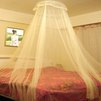 mosquito net fabric Australia - New Style Mosquito Nets For Summer Polyester Mesh Fabric Home Textile Wholesale Bulk Accessories Supplies Products