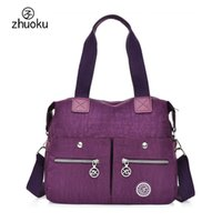 Wholesale authentic brand handbags - Free shipping Handbag High capacity Shoulder bags Women Messenger Bags Original authentic brand design Female tote bag ZK753
