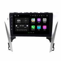 Wholesale radio camry for sale - Group buy 1024 Android Quad Core quot Car DVD Car Radio GPS Head Unit for Toyota Camry With GB RAM Bluetooth WIFI Mirror link