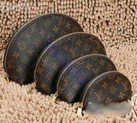 Wholesale Toiletry Bag Sets - 4pcs set women COSMETIC BAGS designer clutch lady Toiletry bag make up makeup bags pouch M47353