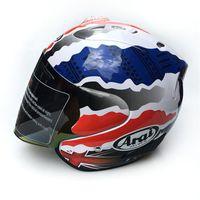 Wholesale free sunscreen - Free shipping New ARAI New motorcycle helmet racing helmet cross country half helmet men and women sunscreen helmets 2017 new
