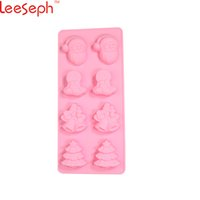 Wholesale silicone soap molds christmas - Leeseph New Premium Silicone Christmas Candy Molds Perfect for Holiday Candies, Chocolates, Soap, Gummies, and Ice