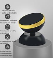 drehtelefonhalter großhandel-Autotelefonhalterung, multifunktionaler magnetischer Autotelefonhalter mit Pastenbasis, magnetischer Navigationssitz, 360-Grad-Magnethalterung