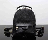 Wholesale New Style Laptops - New Luxury brand MINI women bag School Bags pu leather Fashion Famous designers backpack women travel bag backpacks laptop