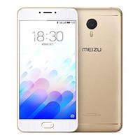 cep telefonu android notları toptan satış-Orijinal Meizu Meilan Not 3 3 GB RAM 32 GB ROM Cep Telefonu Helio P10 Octa Çekirdek Android 5.5