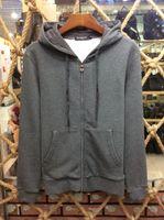 Wholesale Denim Coat Hoodie - BS05 new style men's hoodie - high quality men's denim jacket - hedge fleece classic - coat sport suit jacket