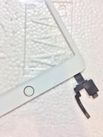 ipad2 digitalisierer großhandel-Digitizer Tablet für iPad 2 Schwarz und Weiß 7,9 Zoll Touchscreen Glas Panel Digitizer Free DHL