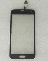 ingrosso telefono capacitivo della porcellana dello schermo di tocco-Display touch screen esterno Schermo capacitivo Pannello di vetro NB022-FPCV4-6306-01 per la Cina MTK android phone S7 S5 I9600