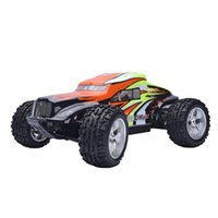 Wholesale brushless rc trucks - wholesale 94204 PRO Rc speed Car 1 10 Scale 4wd Off Road Monster Truck 2.4ghz Brushless Motor Sand Remote Control vehicle gift