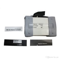 Wholesale Mercedes C3 - MB Star C3 Pro With Red Interface For Diagnosing Mercedes Benz Truck And Cars Without HDD