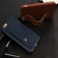 iphone как телефон оптовых-Ремешок на запястье мобильный чехол с держателем телефона кожа, как телефон случае для IPhone X 8 7Plus 6S анти-шок