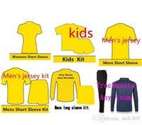 Wholesale Short Jackets Men - 2018 2019 customize kids shirt adult jerseys jacket tracksuit Link